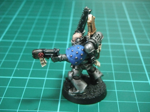 Astral Claws sergeant